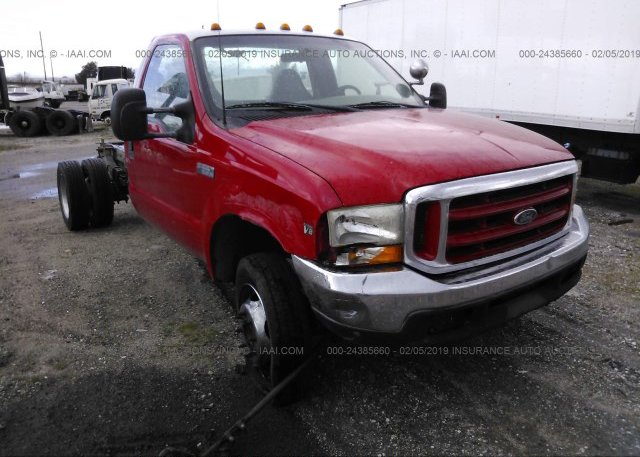Inventory #813474649 1999 FORD F550