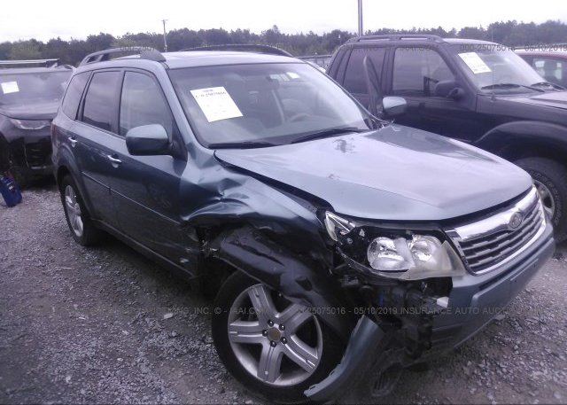 Inventory #692312236 2009 Subaru FORESTER