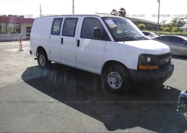 Inventory #289297592 2007 Chevrolet EXPRESS G2500