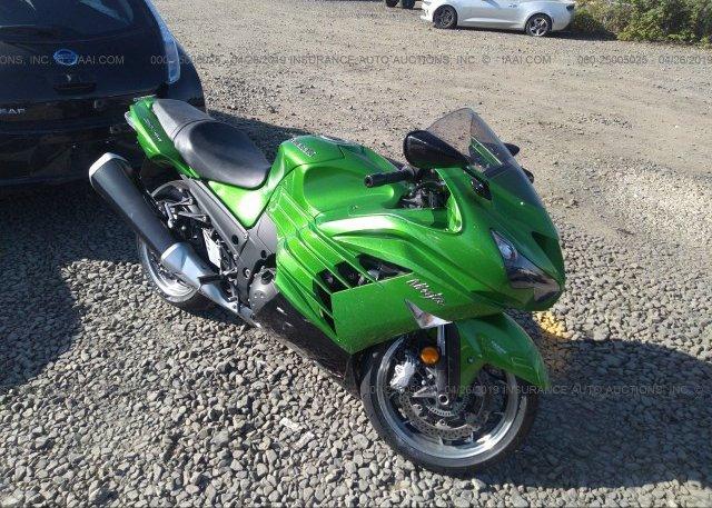 Inventory #684218133 2013 Kawasaki ZX1400