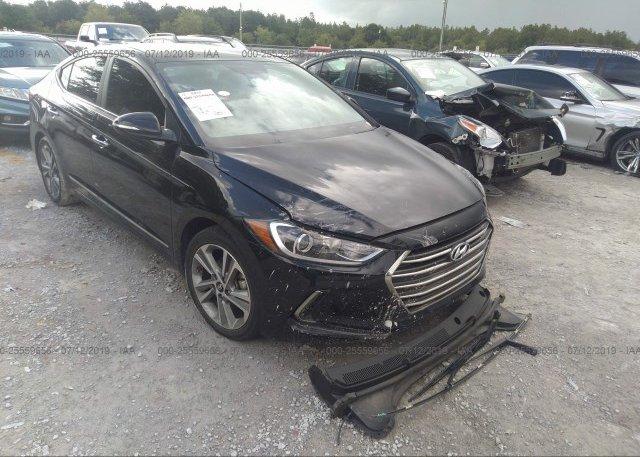 Inventory #873680144 2017 Hyundai ELANTRA