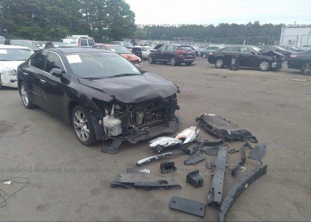 Inventory #630978400 2014 Nissan MAXIMA