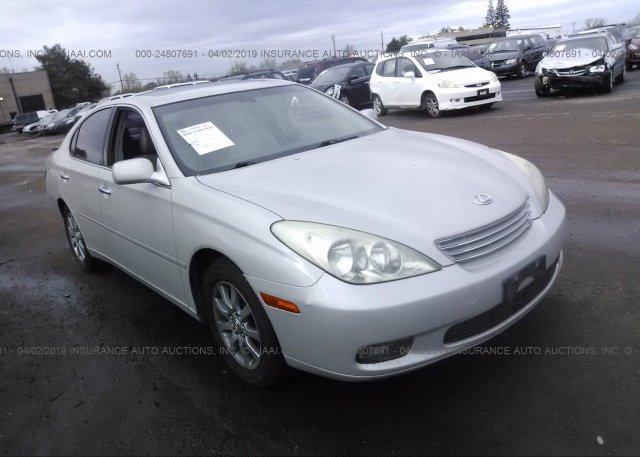 Inventory #430554620 2002 Lexus ES