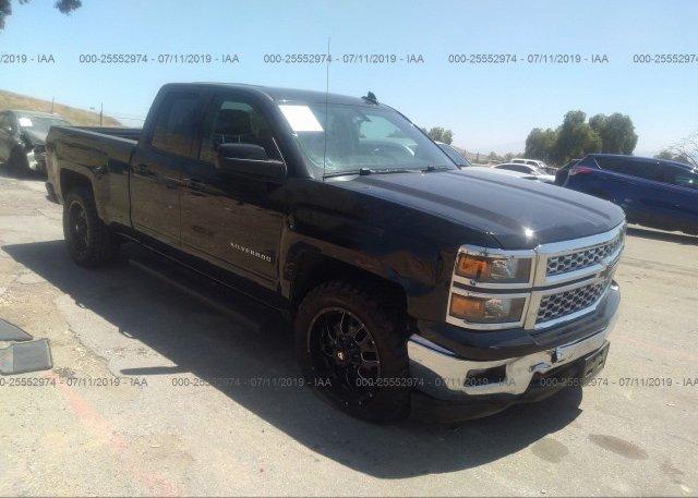 Inventory #632548826 2015 Chevrolet SILVERADO