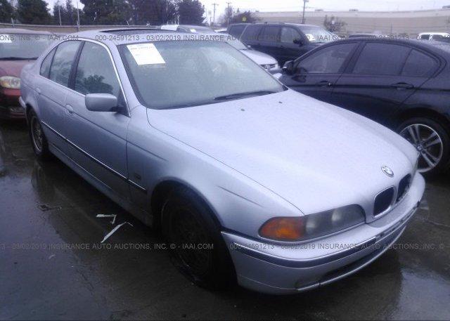 Inventory #677338208 1997 BMW 528