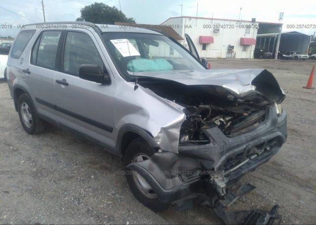 Inventory #750716069 2004 Honda CR-V