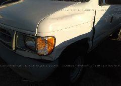 2002 FORD ECONOLINE - 1FTNE24L92HB78811 detail view