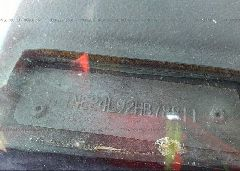 2002 FORD ECONOLINE - 1FTNE24L92HB78811 engine view