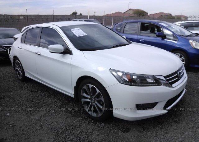 Inventory #863458252 2015 Honda ACCORD