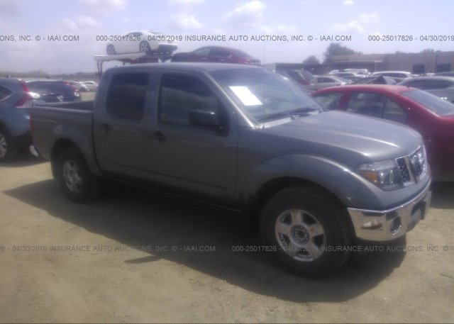 Inventory #970031339 2006 Nissan FRONTIER