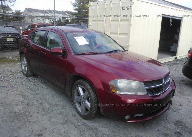 Inventory #460266865 2008 Dodge AVENGER