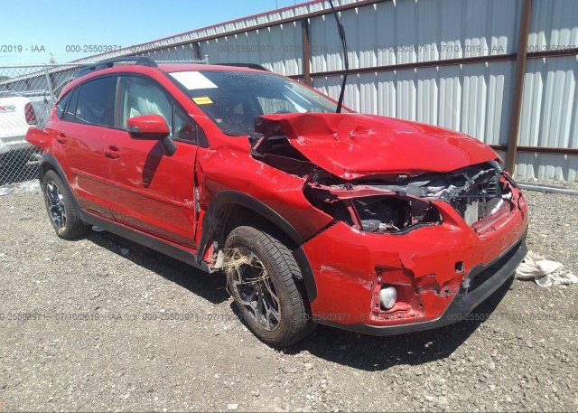 Inventory #832973039 2016 Subaru CROSSTREK