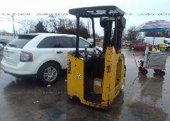 2011 YALE ESC - B883N01838J rear view