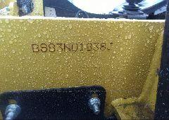 2011 YALE ESC - B883N01838J engine view