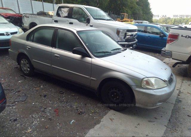 Inventory #623043991 1999 Honda CIVIC