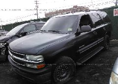 2002 Chevrolet TAHOE - 1GNEK13Z62J206198 Right View