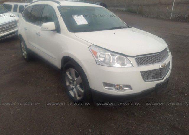 Inventory #112933647 2011 Chevrolet TRAVERSE