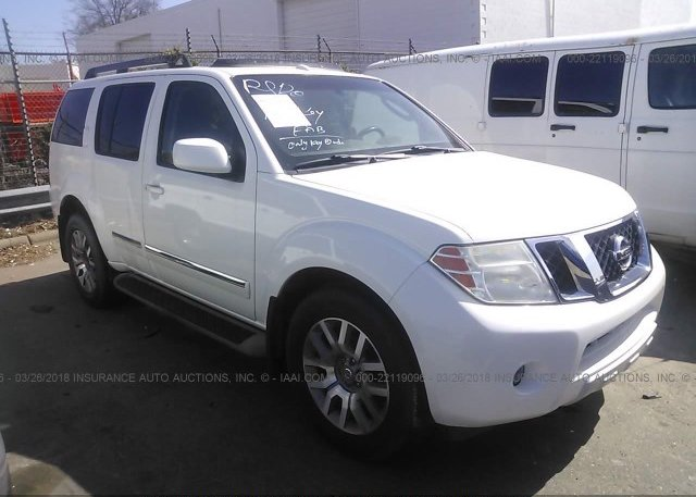 5n1ar2mn6ec721680 Rebuildable Light Blue Nissan Pathfinder At Opa