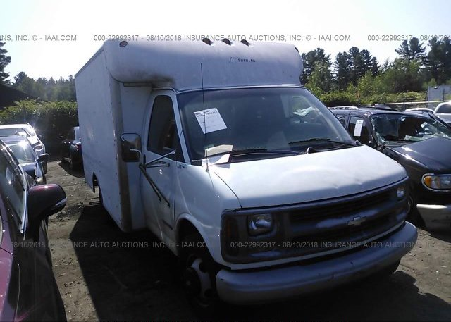 Inventory #872050082 2002 CHEVROLET EXPRESS G3500