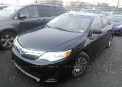 2014 TOYOTA CAMRY - 4T1BD1FK8EU132267 Right View