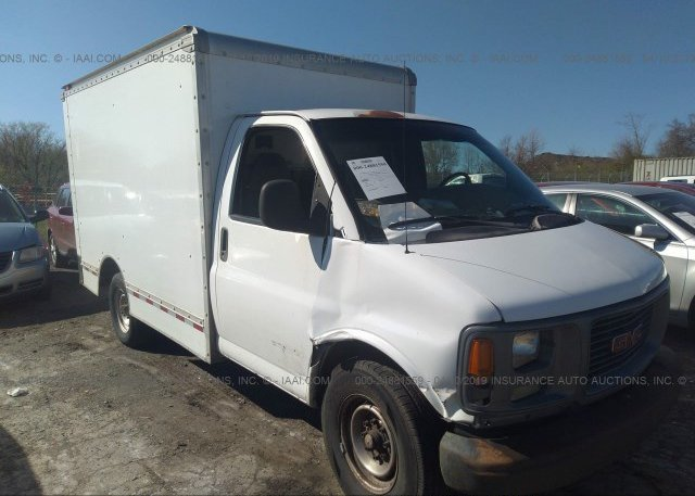 Inventory #482008649 2001 GMC SAVANA