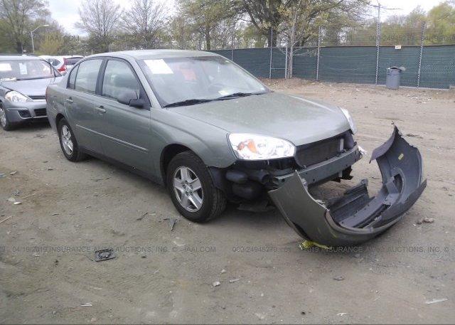 Inventory #881718523 2004 Chevrolet MALIBU