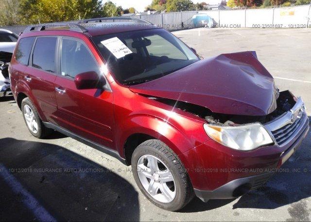 Inventory #591474765 2009 Subaru FORESTER