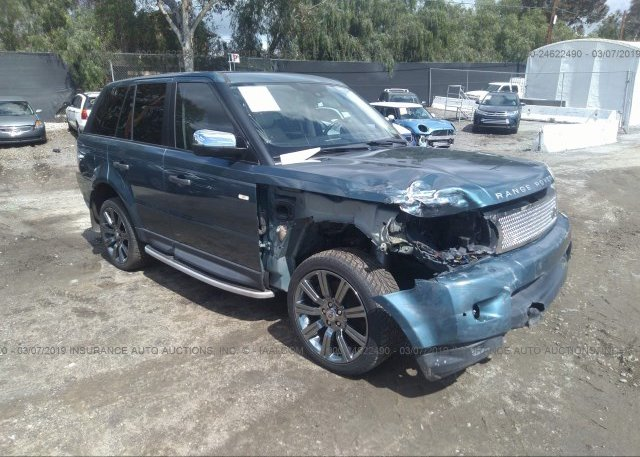 Inventory #380814495 2011 Land Rover RANGE ROVER SPORT
