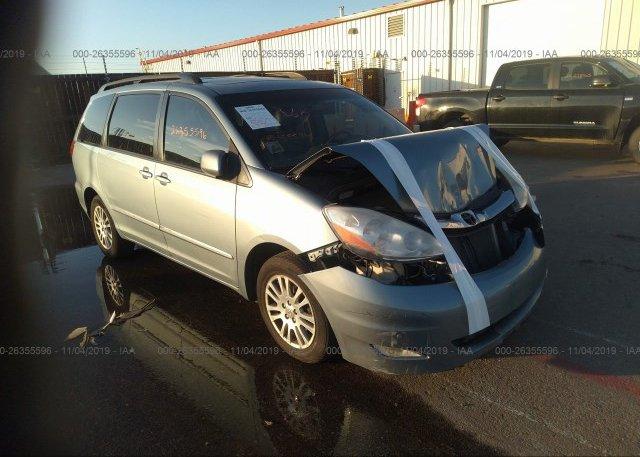 Inventory #741010545 2008 Toyota SIENNA