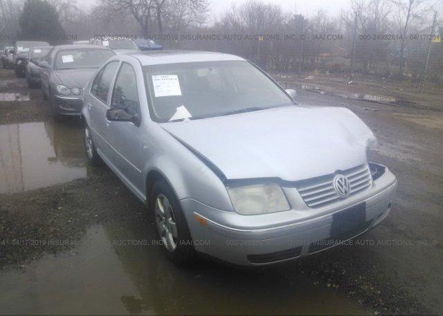 Inventory #738043654 2004 Volkswagen JETTA