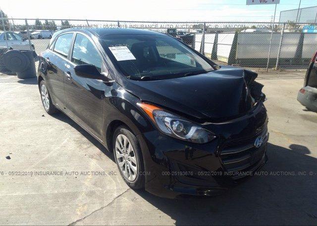 Inventory #146391007 2016 Hyundai ELANTRA GT