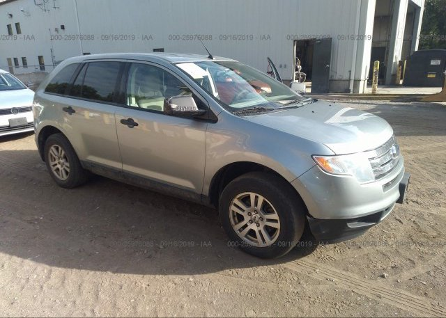 Inventory #406040933 2007 FORD EDGE