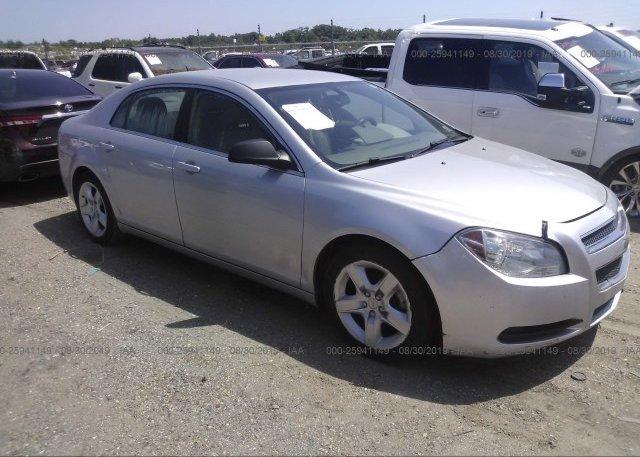 Inventory #390957305 2011 Chevrolet MALIBU