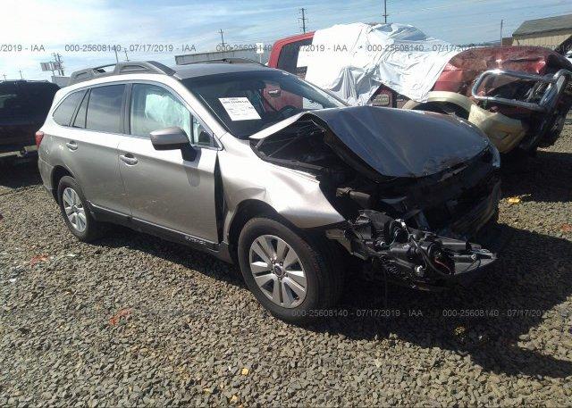 Inventory #920189828 2016 Subaru OUTBACK