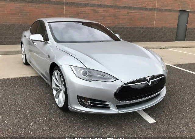 Inventory #861579869 2016 Tesla MODEL S
