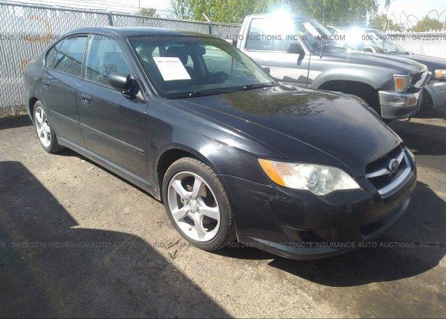 Inventory #501265962 2008 Subaru LEGACY