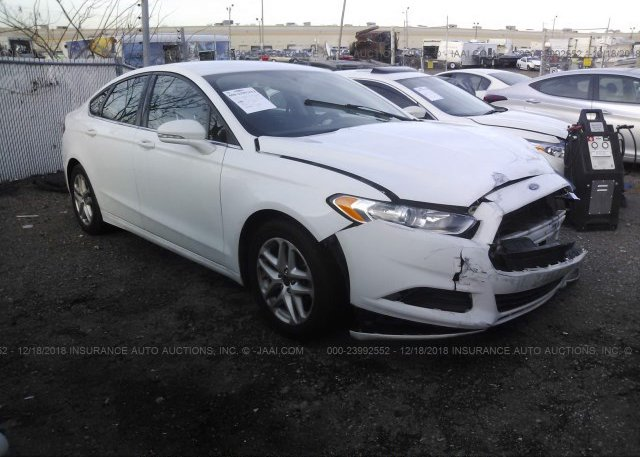 Inventory #497712412 2014 FORD FUSION