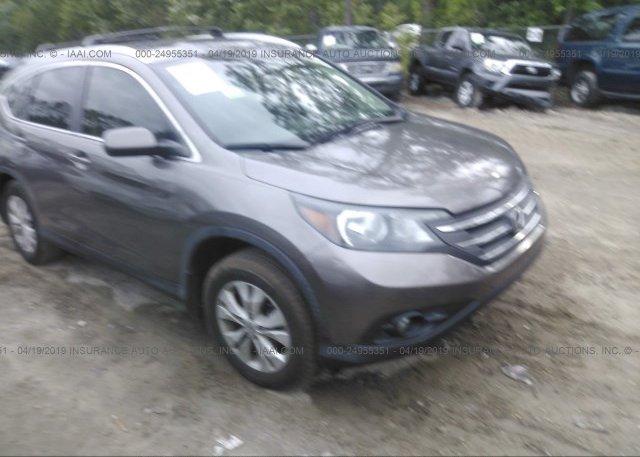 Inventory #704742042 2012 Honda CR-V