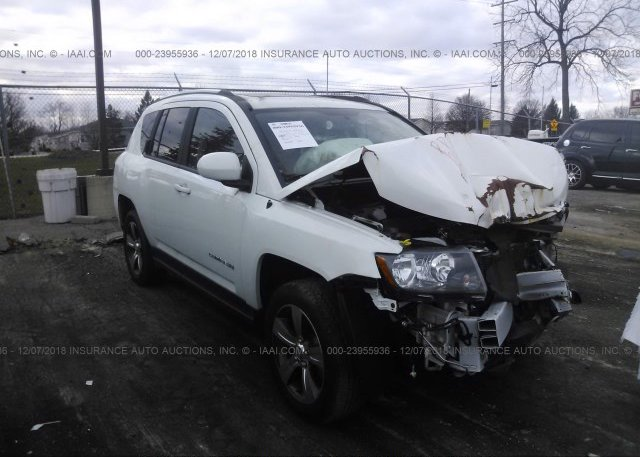Inventory #350811383 2016 JEEP COMPASS