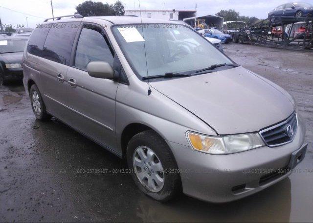 Inventory #594910297 2004 Honda ODYSSEY
