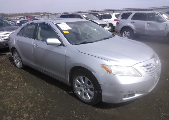 Inventory #342109671 2007 Toyota CAMRY NEW GENERAT