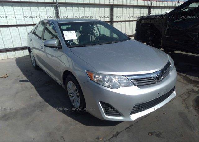 Inventory #597967111 2014 Toyota CAMRY