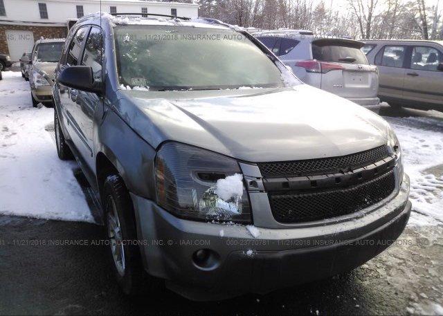 Inventory #148027747 2005 Chevrolet EQUINOX