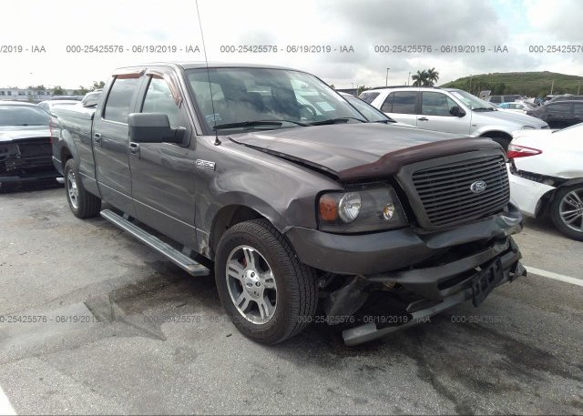 Inventory #488552857 2007 FORD F150