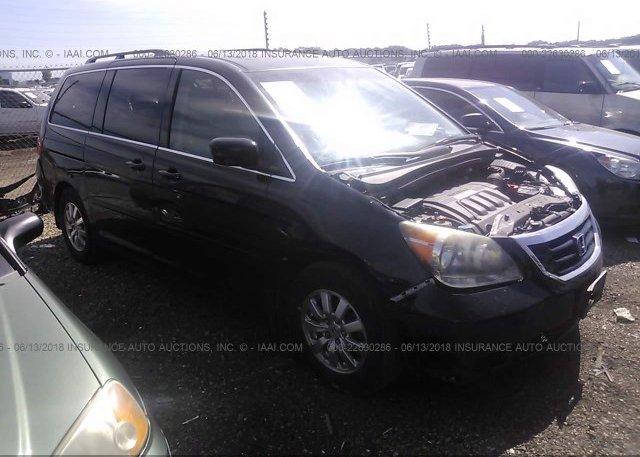 Inventory #660423308 2009 Honda ODYSSEY
