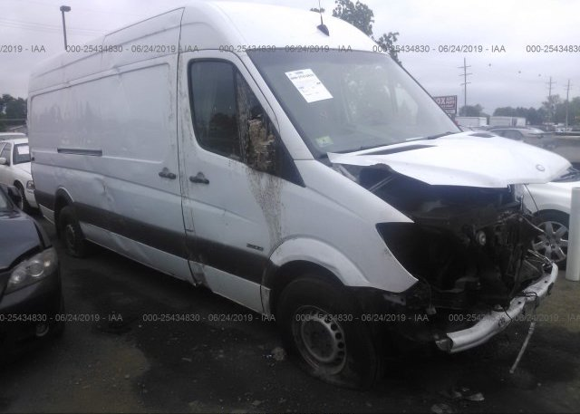 Inventory #845583266 2016 Mercedes-benz SPRINTER