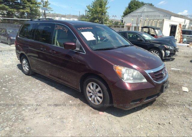 Inventory #127908381 2008 Honda ODYSSEY