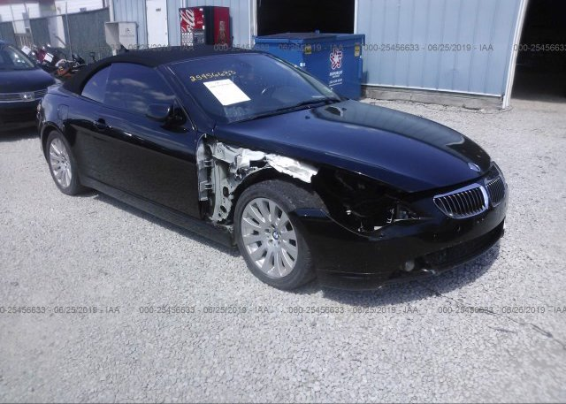 Inventory #258814487 2007 BMW 650