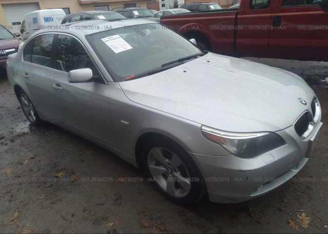 Inventory #838100869 2007 BMW 530