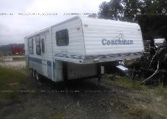 1995 COACHMEN TRAVEL TRAILER - 1TC3B017XS3000418 Left View